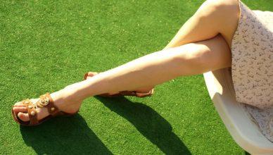 nogi - laserowe usuwanie żylaków