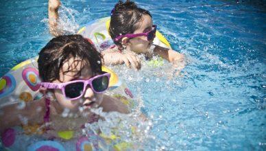 bezpieczeństwo dzieci nad wodą