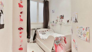 pokój dla dziecka wg Montessori