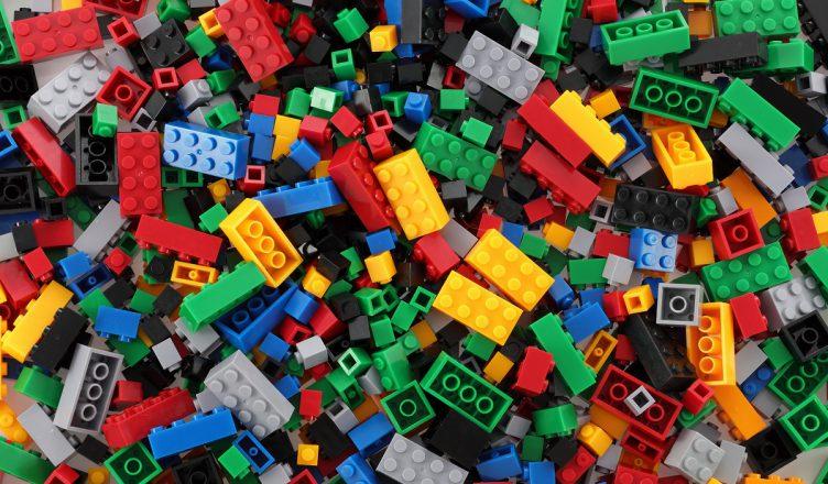 klocki lego - zabawki dla dzieci