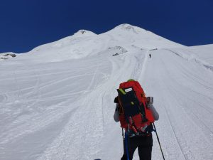 góra Elbrus