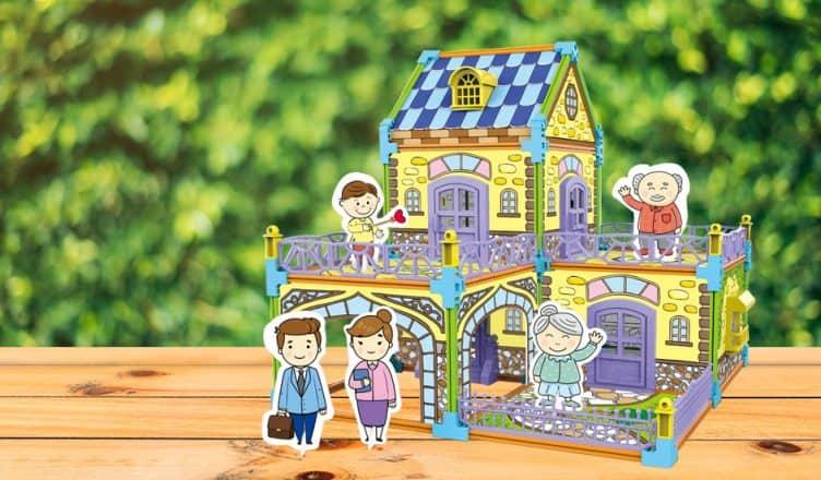 Domki do składania
