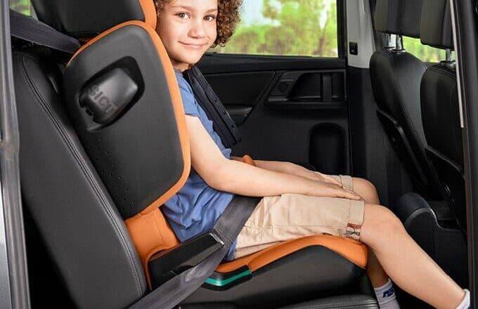 Jaki fotelik samochodowy wybrać dla 3,5-letniego dziecka
